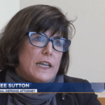 Aimée Sutton interview on KIRO 7 TV News