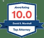 Avvo Top Attorney David Marshall